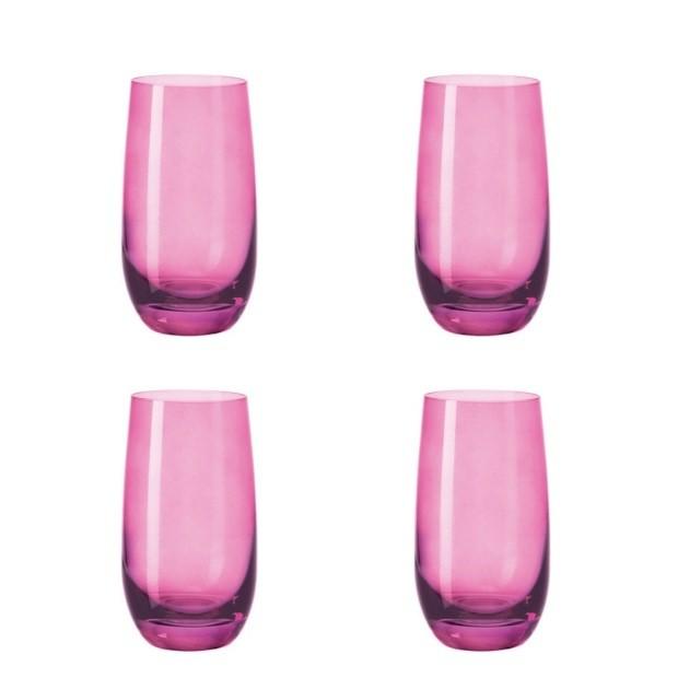 Roze limonadeglazen Rose musthaves in de keuken Foodblog Foodinista