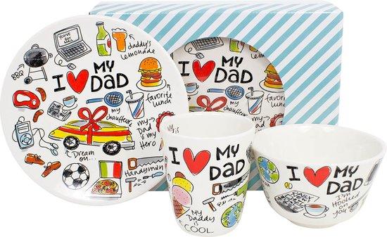 Blond Amsterdam vader servies Vaderdag cadeautjes tips Foodblog Foodinista