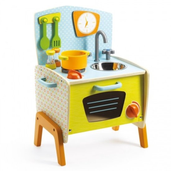 Peuter cadeau ideetjes houten keuken Foodblog Foodinista