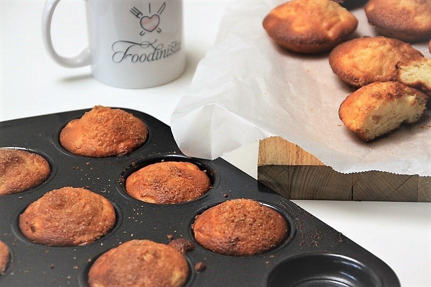 Appeltaartmuffins recept Foodblog Foodinista