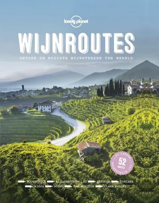 Herfst boeken tips van foodblog Foodinista Lonely Planet Wijnroutes