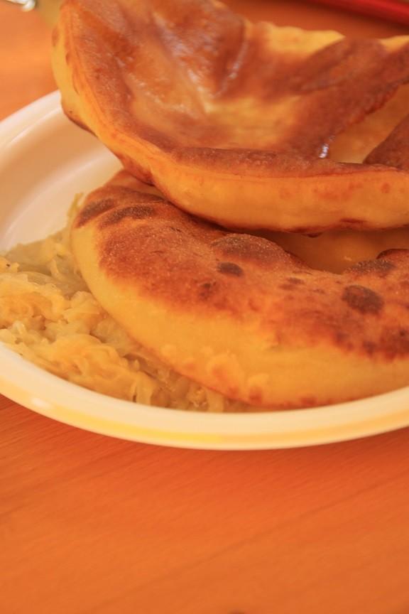 Erdapfelblattlang Eettips tijdens de wintersport in Oostenrijk Foodblog Foodinista