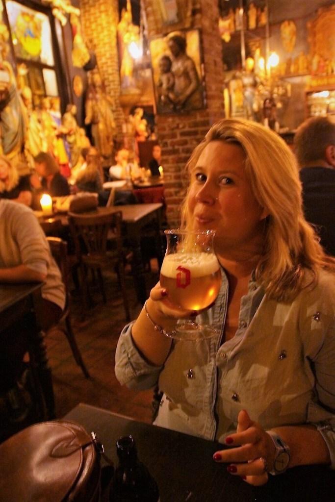 Biertjes in Antwerpen tidjens Smaakmeesters Foodblog Foodinista