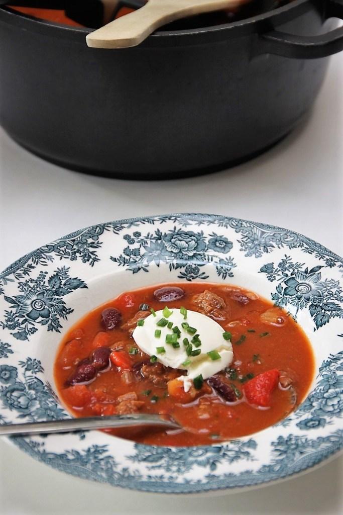 Bonensoep recept van Jeroen Meus op Foodblog Foodinista