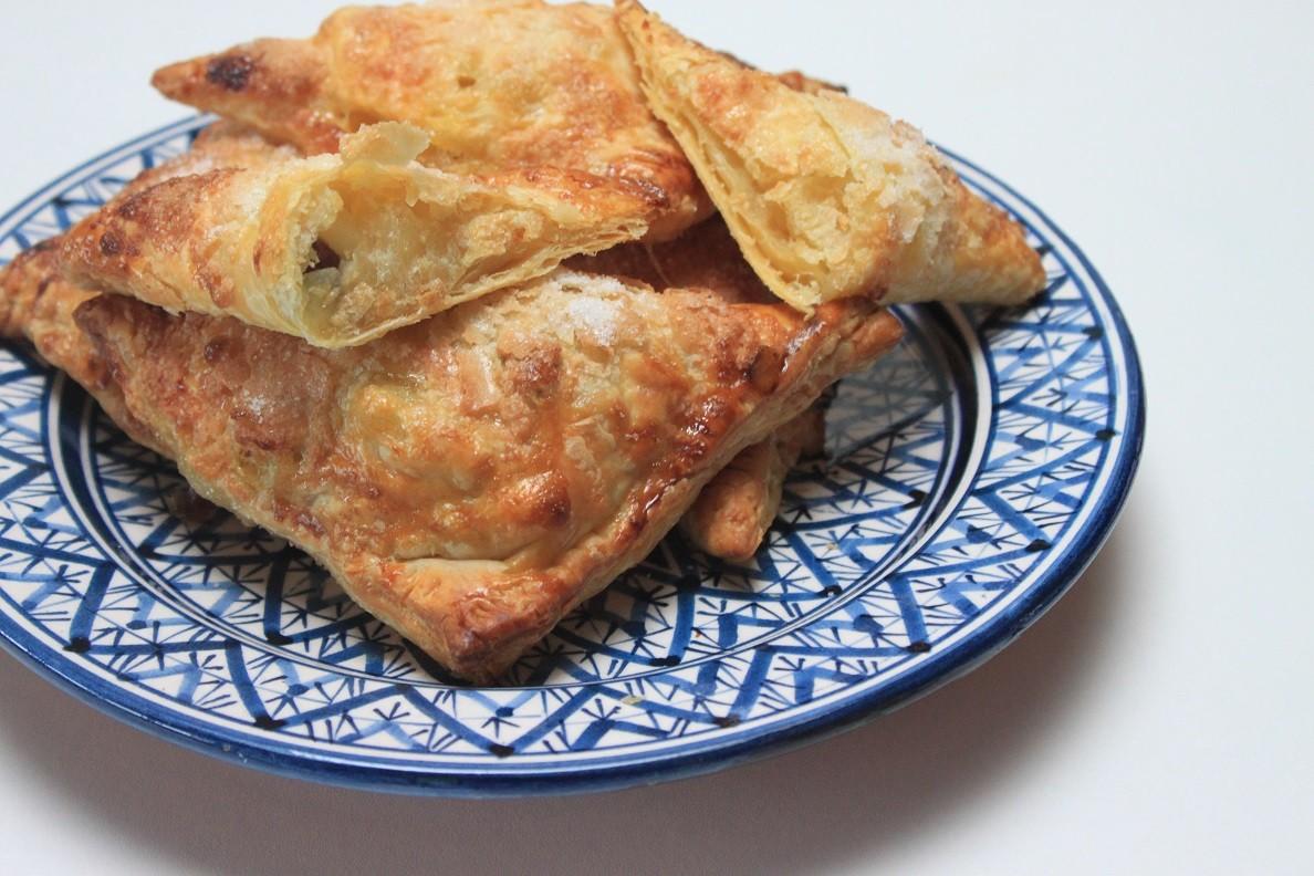 Appelflappen recept van Foodblog Foodinista