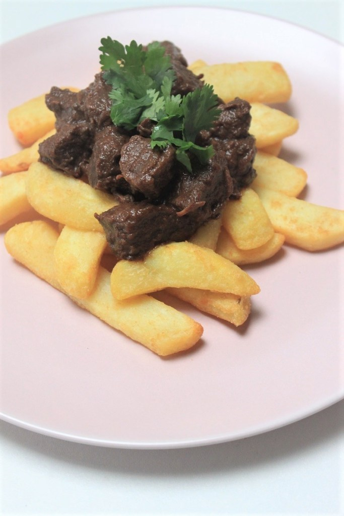 Recept voor Oosters stoofvlees met vijf kruiden van Foodblog Foodinista