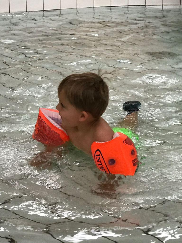 Zwemmen bij De Roompot Weekend naar Zeeland