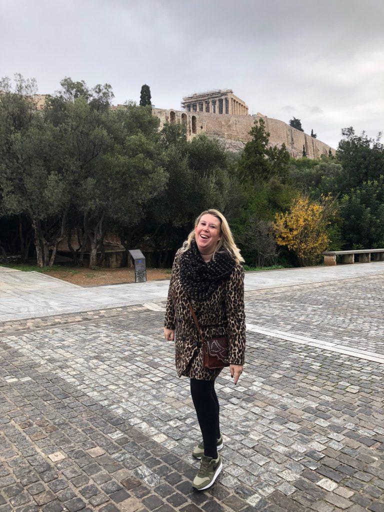 Fit gezond en slanker naar Athene dankzij NewFysic Foodblog Foodinista