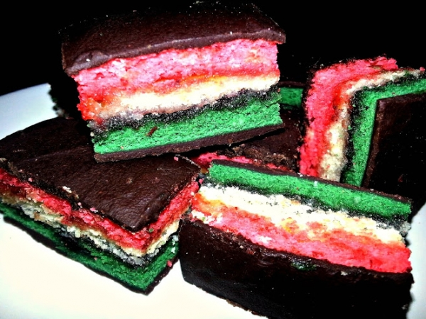 Seven Layer Cookies 4