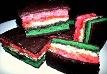 Seven Layer Cookies