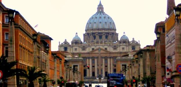 italy vatican