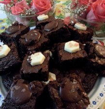 B&W Brownies