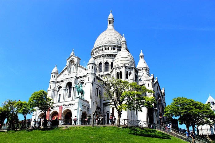 Couldn't resist adding this picture of Sacre Coeur