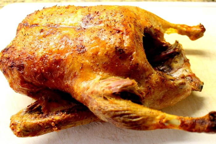 Duck - Whole Roasted 1