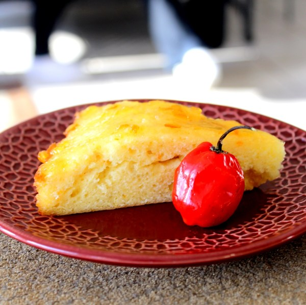 Olive Oil Cake with Habanero Pineapple Jam 6