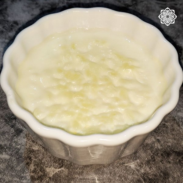 Egyptian/Middle Eastern Dessert (Rice Pudding أرز باللبن)