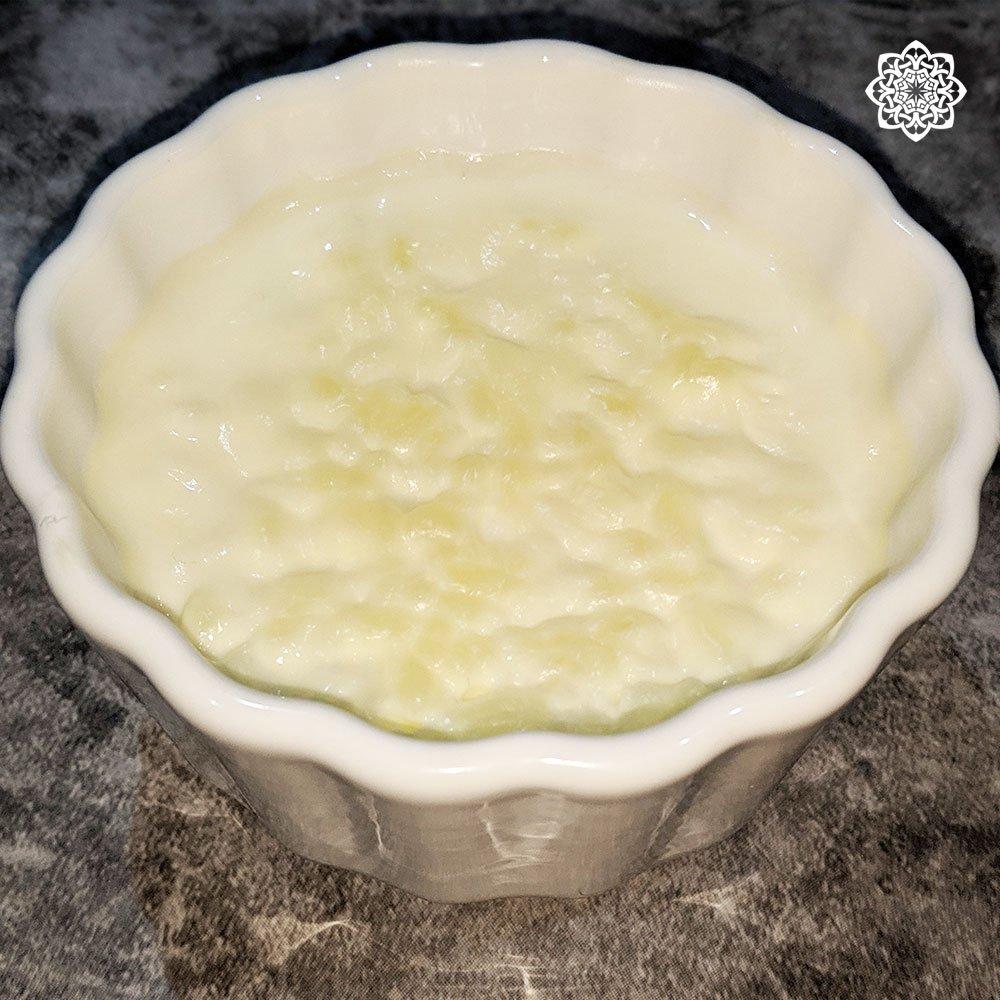 Egyptian/Middle Eastern Dessert (Rice Pudding أرز باللبن)