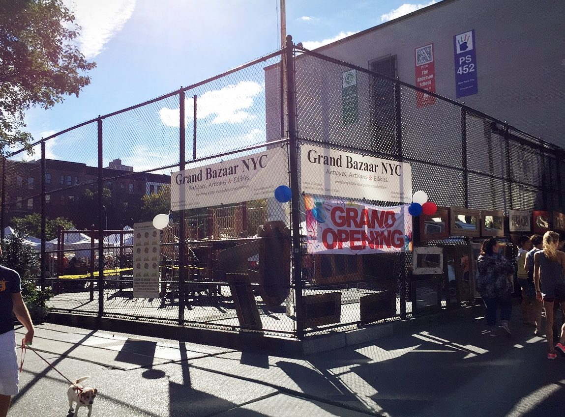 Grand Bazaar NYC – Food Lover Girl
