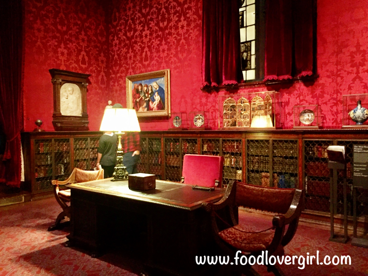 Each Library Room Was So Different, With Many Books From All Over The  World, Century And Topics. They Had More Than Just Books And Manuscripts,  ...