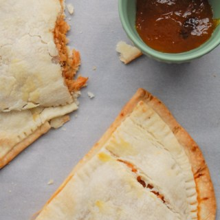 pineapple bbq hand pies