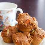 PumpCarrotZuch Muffin