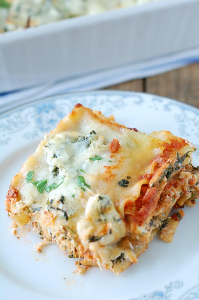 lasagna recipe simple
