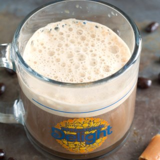 Caramel Latte and Thanks A Latte Gift Basket