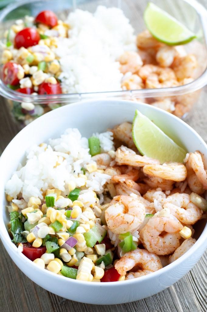 shrimp bowl