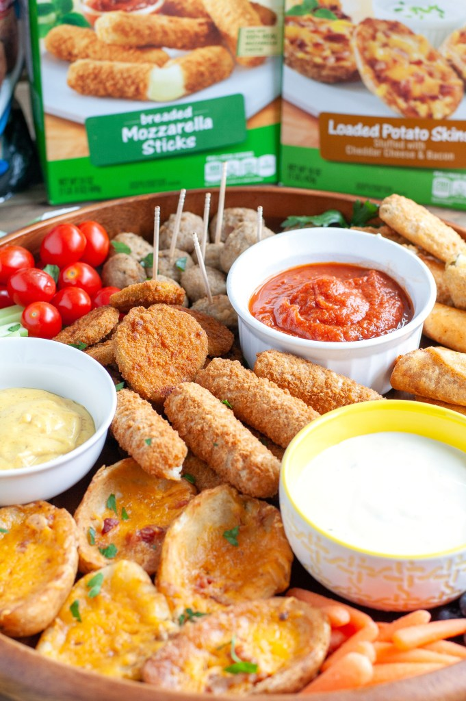 Snack food tray
