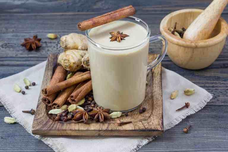 Chai Tee mit Gewürzen