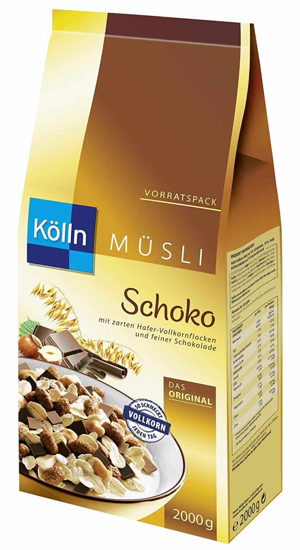Kölln Müsli Schoko, 2 kg