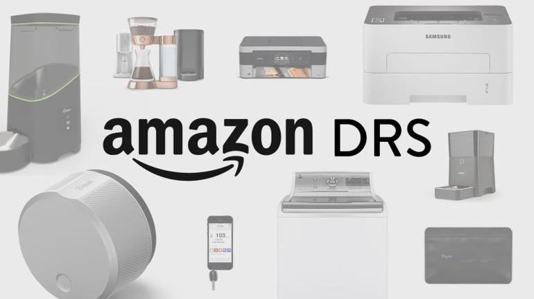 Amazon Dash Replenishment Service (DRS)
