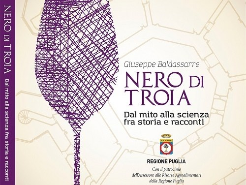 La Puglia del Nero di Troia in un libro