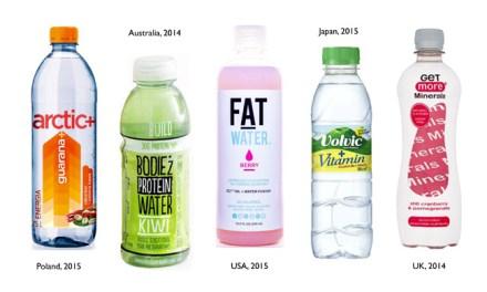 Acqua aromatizzata: un mercato in espansione