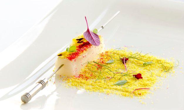 Il baccalà, anche d'estate. La proposta gastronomica dello chef Crisci.