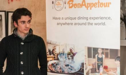 BonAppetour –  round di 500K$ per l'Airbnb delle cene