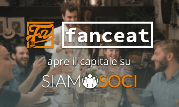Fanceat, la startup di food delivery di cucina gourmet, cerca nuovi investitori su SiamoSoci