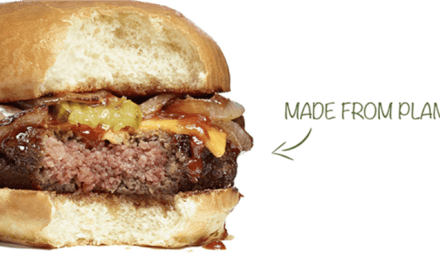 Impossible Foods : il primo hamburger senza carne