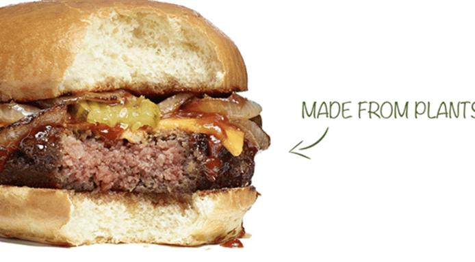 Impossible Foods : il primo hamburger senza carne