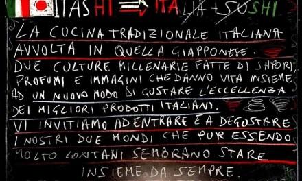 ITAshi : un connubio italo-nipponico