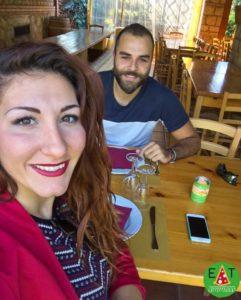 Valeria e Claudio, foodblogger di Eatammece