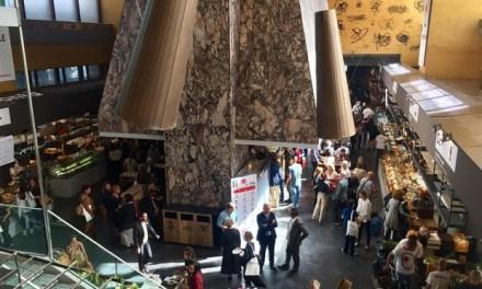 Ha aperto il 5 ottobre il Mercato Centrale a Roma