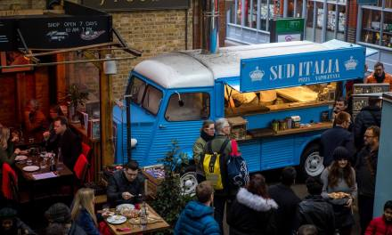 Sud Italia: così si mangia la pizza a Londra