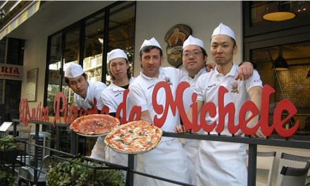 Michele in the World porta la pizza in tutto il Mondo!