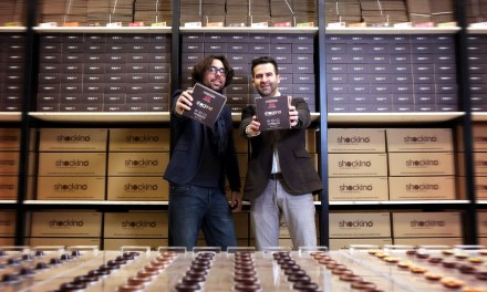 Shockino al Salon Du Chocolat di Milano