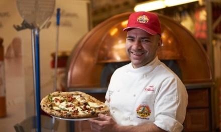 Davide Civitiello: pizzaiolo dall'età di 9 anni