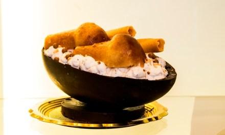 """Sfogliatella con fave e pancetta – """"N'Ovo"""", l'uovo pasquale """"neapolitan style"""""""