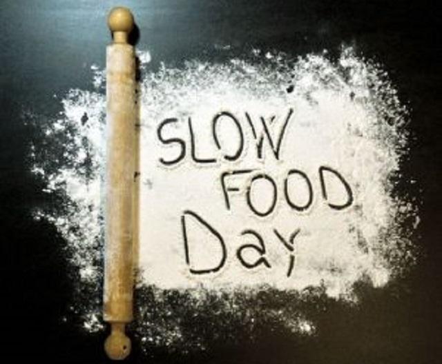 Slow Food Day: mettiamo in tavola un futuro migliore