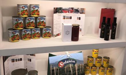 Solania al TuttoPizza 2018
