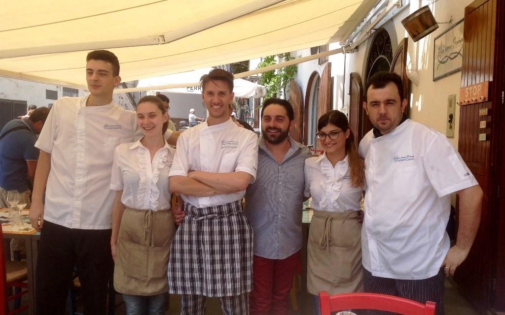 Alici come prima, ristorazione di qualità e pescaturismo a Cetara